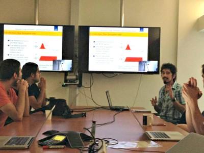 Chilean Student presentation