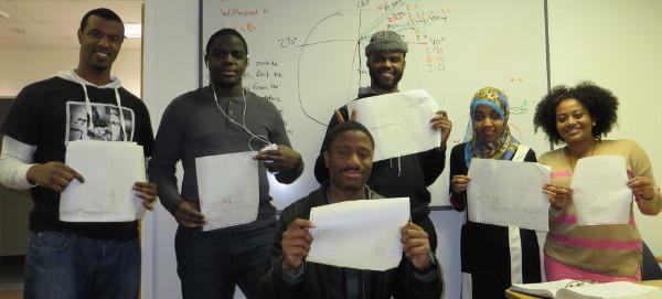 GRAD-MAP Students