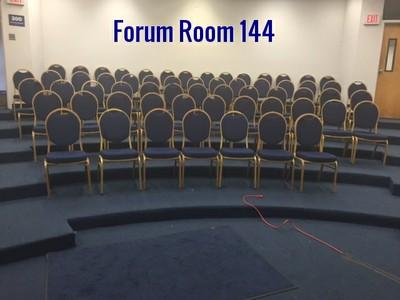 Forum - Room 144