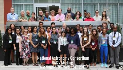 NAC V Group Photo 2017