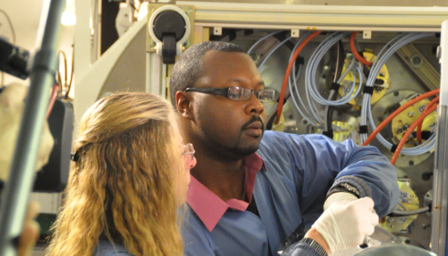NRAO's Diverse Workforce Images