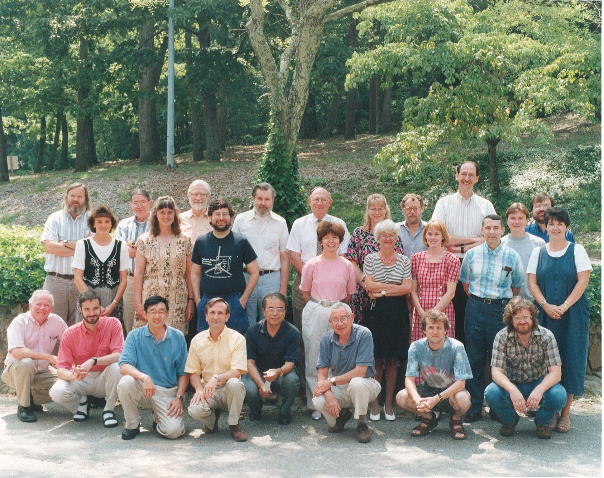 Charlottesville Group, 1998