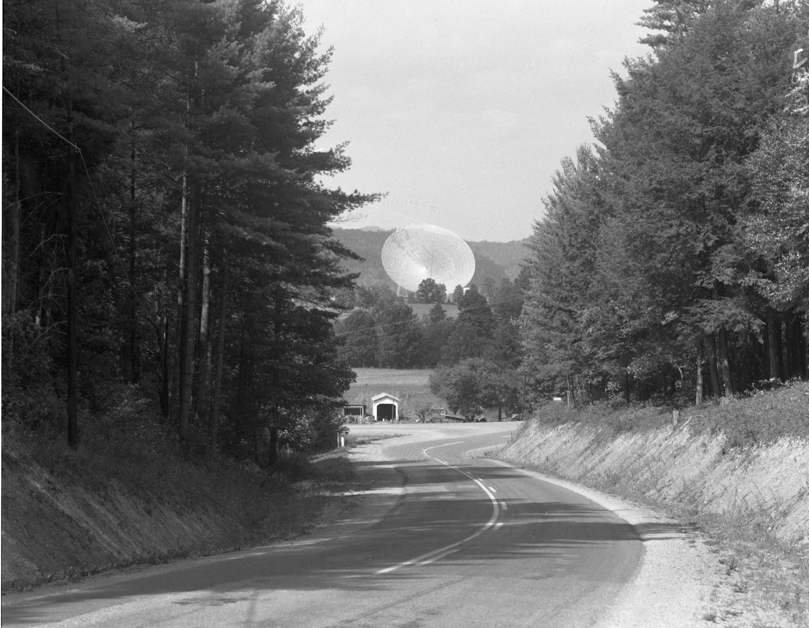 300 Foot Telescope, 1962