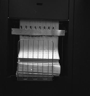 Line Printer, 1977