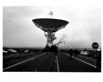 VLA in Motion, September 1980