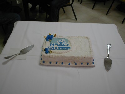 NRAO 50th Anniversary, 2007