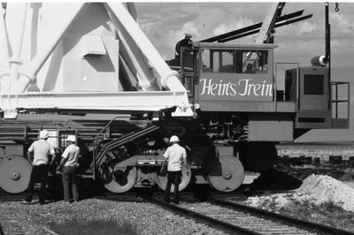Hein's Train, March 1979
