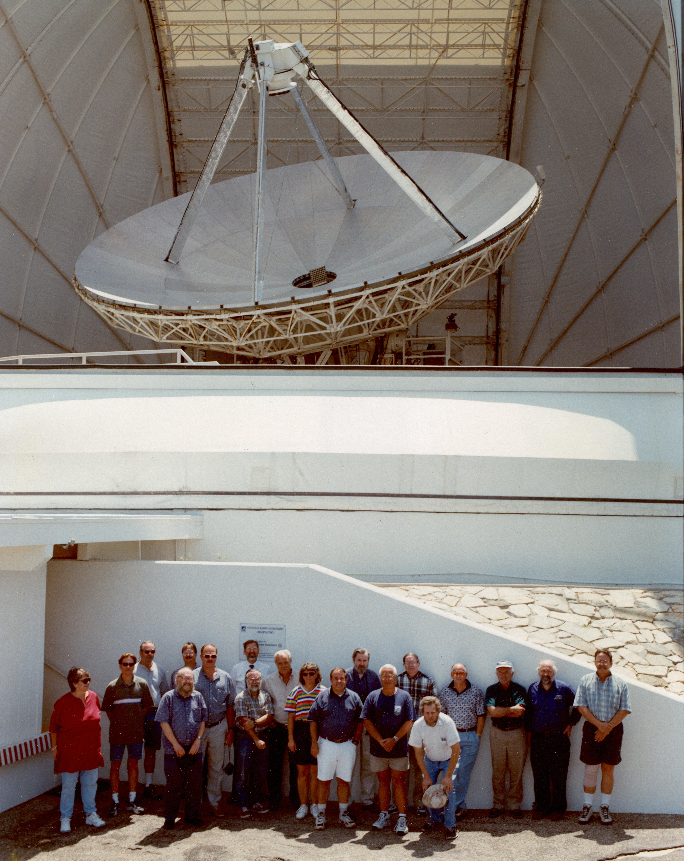 12 Meter Telescope Decommissioning, 2000