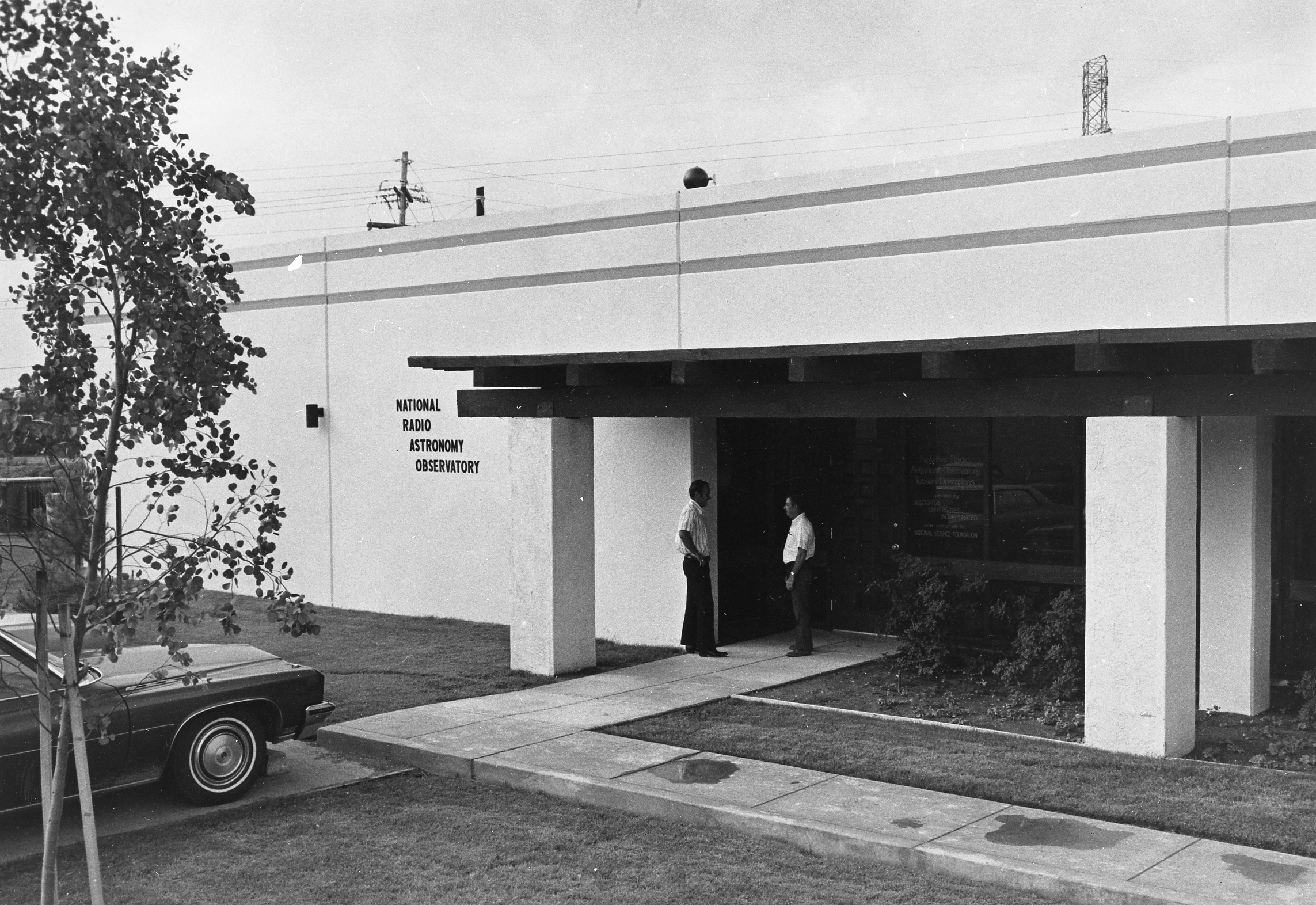 Tucson Offices on Forbes Blvd., October 1974